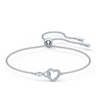 Swarovski Swa Infinity bracelet Simple 5524421