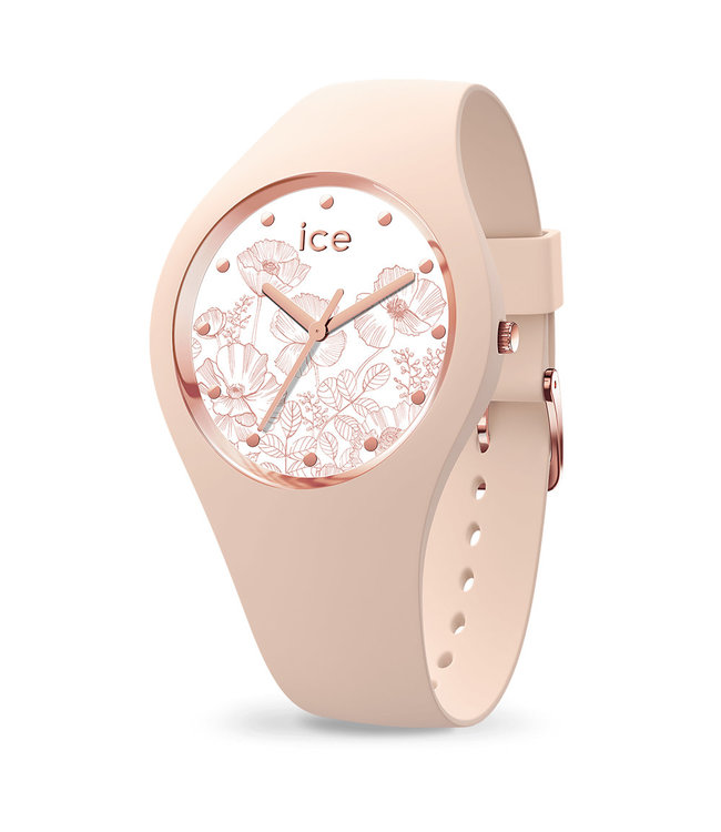 Ice Watch Ice Flower - Spring Nude - Small - 016663