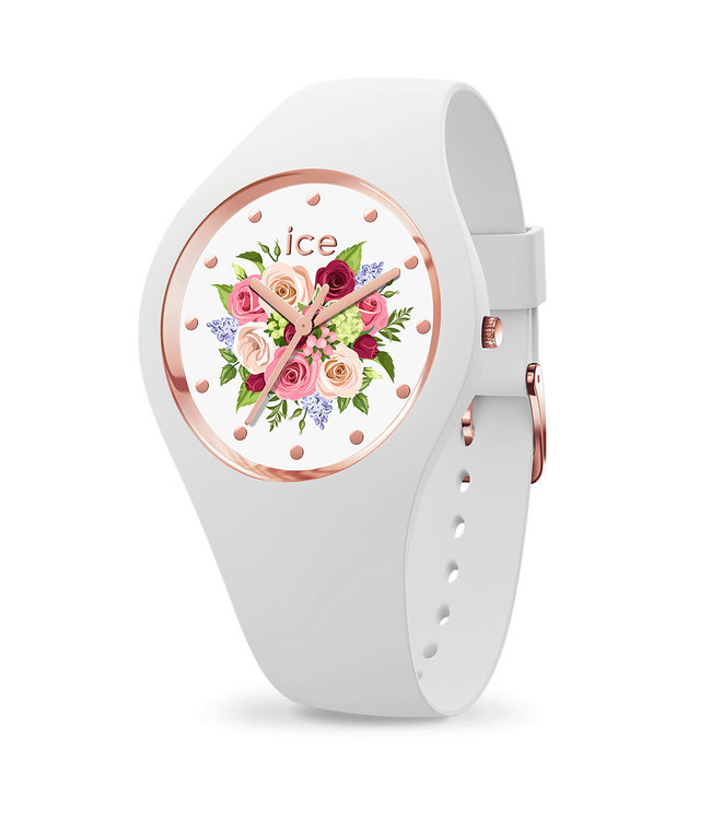 Ice Watch Ice Flower - White Bouquet - Small - 017575