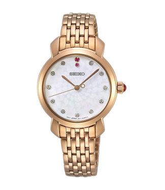 Seiko Classic dames horloge Special Valentine Edition SUR624P1