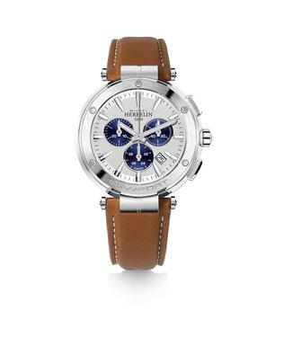 Michel Herbelin Newport Chrono heren horloge 37688/42GO