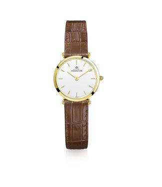 Michel Herbelin Epsilon Ronde dames horloge 17106/P11GO