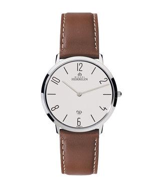 Michel Herbelin Grande Ronde heren horloge 19515/21GO