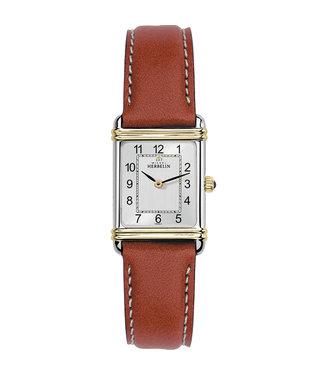 Michel Herbelin Rectangle Classique dames horloge 17478/T22GO