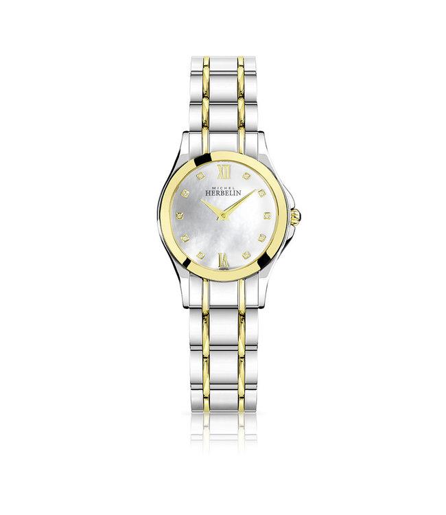 Michel Herbelin Luna dames horloge 17487/BT59