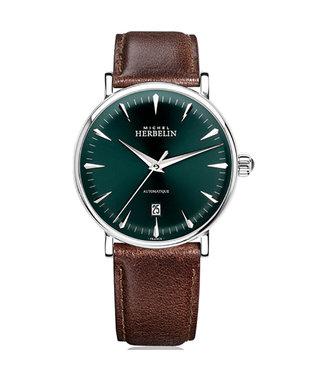 Michel Herbelin Inspiration Automatic heren horloge 1647/AP16BR