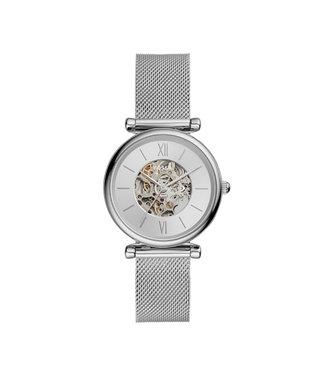 Fossil Carlie Automatic dames horloge ME3176