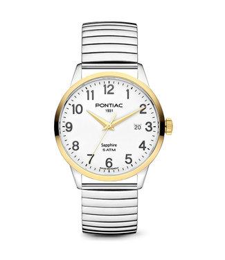 Pontiac Classic heren horloge P20055