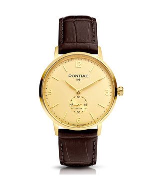 Pontiac Classic heren horloge P20065