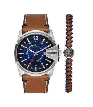 Diesel Mega Chief Giftset heren horloge DZ1925