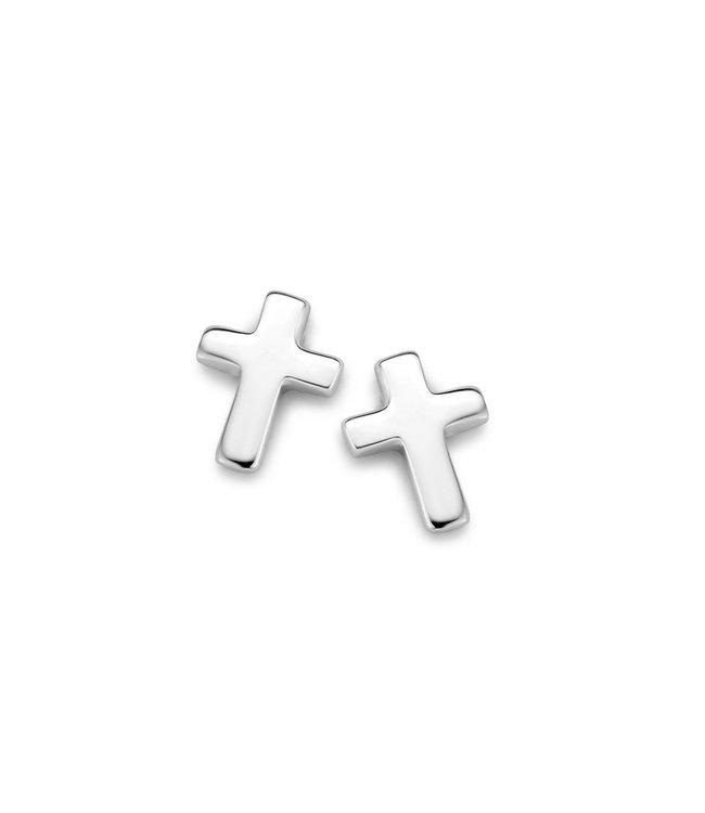 Orage Kids & Teenz oorbellen Kruisje O/6816