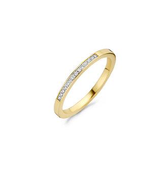 Blush Diamonds ring 14kt Diamonds 1630BDI