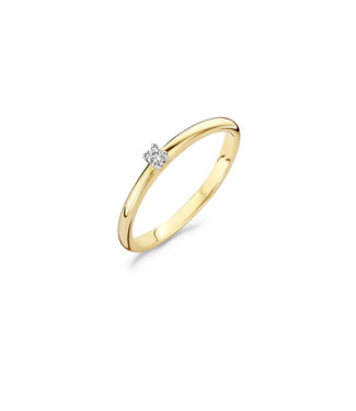 Blush Diamonds ring 14kt Diamonds 1600BDI