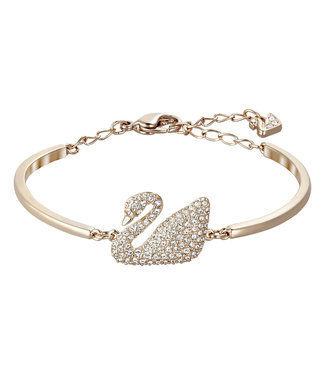 Swarovski Swan bangle rose 5142752