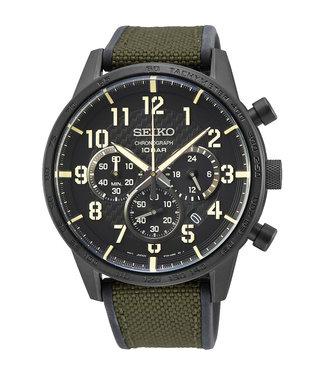 Seiko Chrono heren horloge SSB369P1