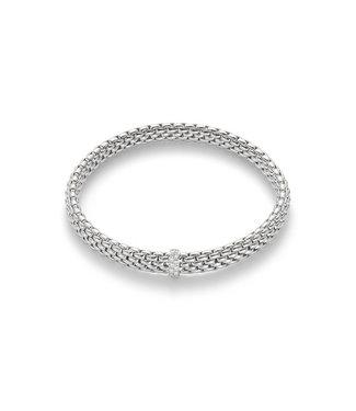 Fope armband witgoud Flex-It Vendome 560B BBRM