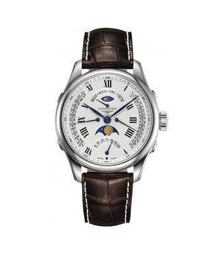 Longines Master Collection heren horloge Moonphase L27834713