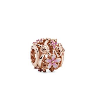 Pandora Openwork Pink Daisy Flower 788772C01