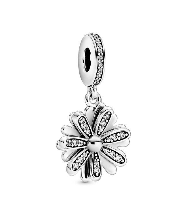 Pandora Sparkling Daisy Flower dangle 798813C01