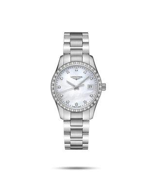 Longines Conquest Classic dames horloge L23860876