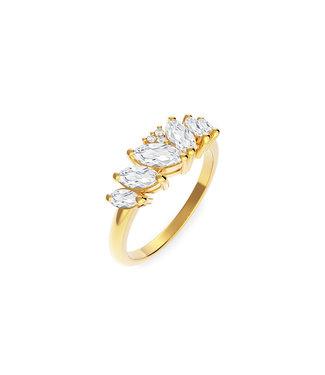 Diamanti Per Tutti ring Love Always Swan M1689-3S5