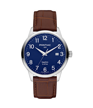 Pontiac Timeless heren horloge P20051