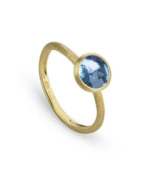 Marco Bicego ring Jaipur Blue Topaz AB471-TP01 Size 52