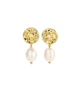 Diamanti Per Tutti oorbellen Estrella Coco yellow M1608-3S4-P01