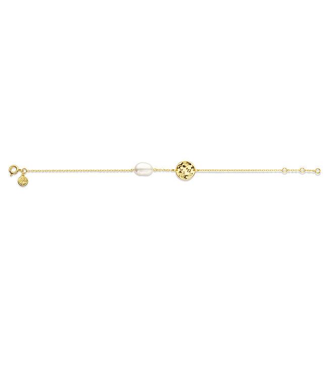 Diamanti Per Tutti armband Estrella Coco yellow M1610-3S1-S16