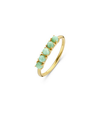 Diamanti Per Tutti ring Marie Marie-Antoinette yellow M1681-3S5