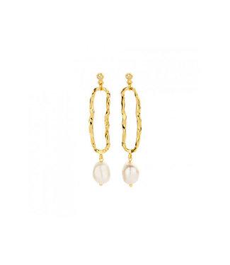 Diamanti Per Tutti oorbellen Jean yellow M1650-3S4-P01