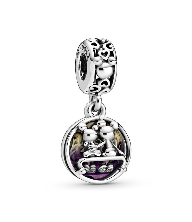 Pandora Disney, Mickey & Minnie Happily Ever After dangle 798866C01