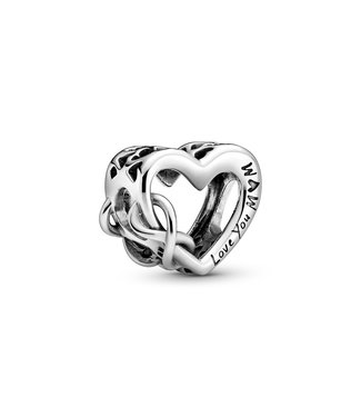 Pandora Love You Mum infinity heart 798825C00