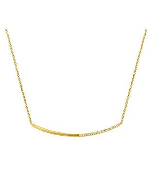 Diamanti Per Tutti ketting Endless Linea M259-3S3-S40