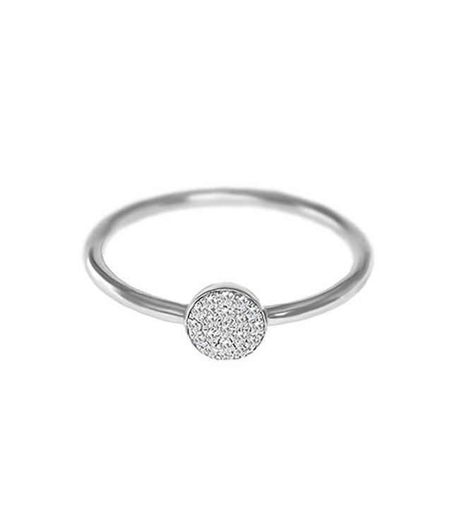 Diamanti Per Tutti ring Circles Galaxy M1044-1S5
