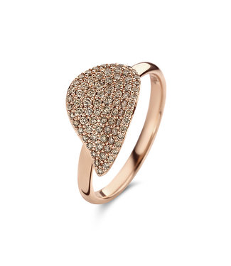 Bigli ring Mini Leaves 23R190Rbrdia