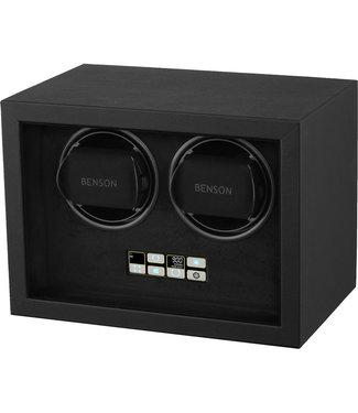 Benson Watchwinders & Horlogeboxen Benson Compact 2.18 Black