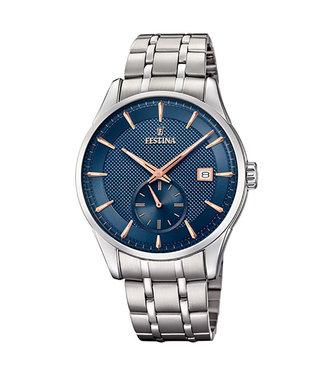 Festina Retro heren horloge F20276/2