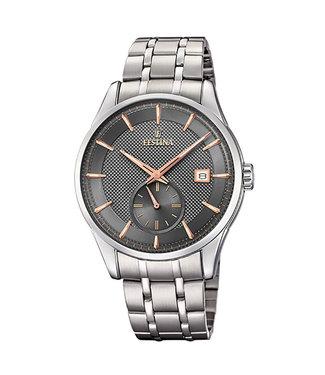 Festina Retro heren horloge F20276/3