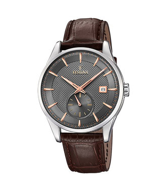 Festina Retro heren horloge F20277/3
