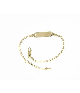 18kt armband Identiteit 171413