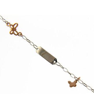 Willems Creations 18kt armband Identiteit 193597