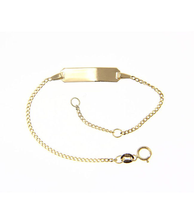 18kt armband Identiteit 181260