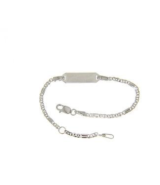 18kt armband Identiteit 171416