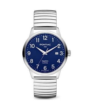 Pontiac Orion heren horloge P20056