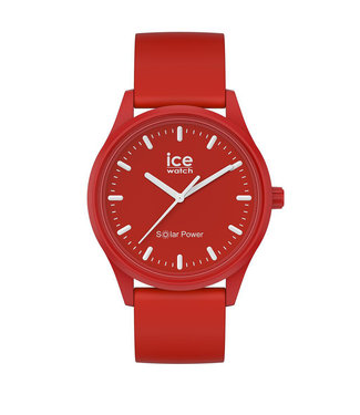 Ice Watch Ice Solar Power - Red Sea - Medium - 017765