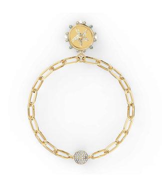 Swarovski The Elements bracelet Elts Star