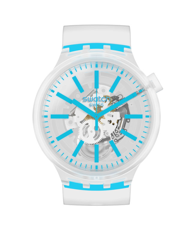 Swatch Blueinjelly SO27E105