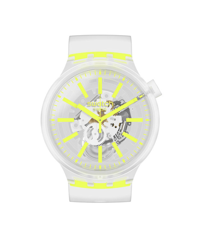 Swatch Yellowinjelly SO27E103