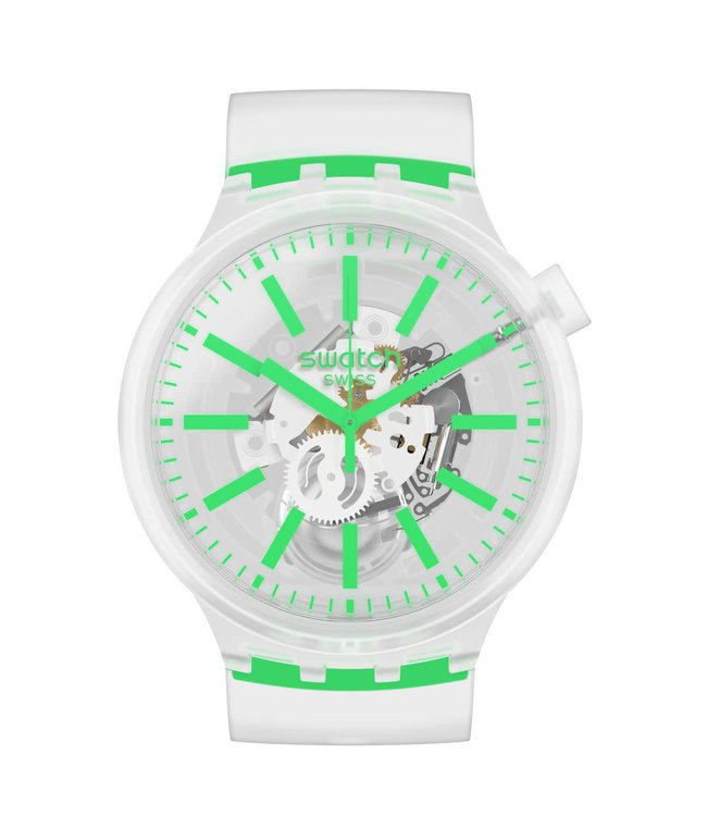 Swatch Greeninjelly SO27E104